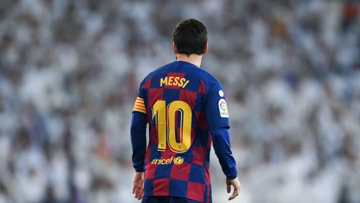 Un libro desvela el intento de fichaje del Madrid a Messi