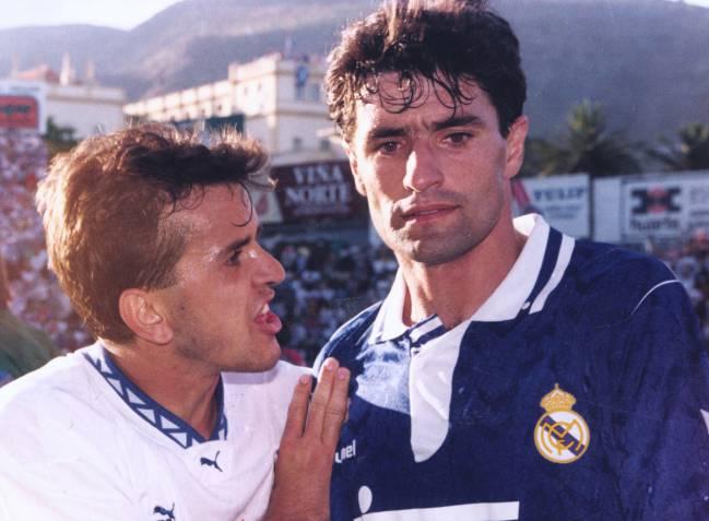 "Míchel: ""Maradona llamó a mi casa para que me fuera al Nápoles"" 4"