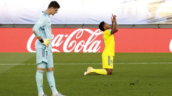 Un Madrid que invita al pánico