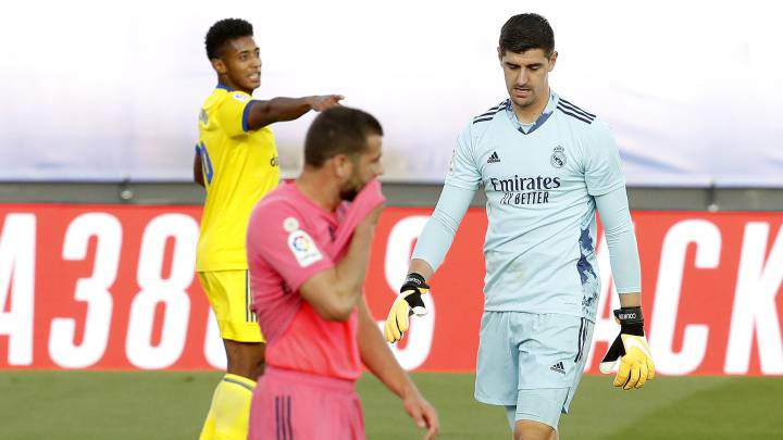 Real Madrid player ratings after 1-0 loss to Cadiz