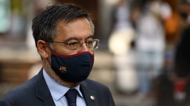 Barcelona president Bartomeu self-isolating after Covid-19 contact