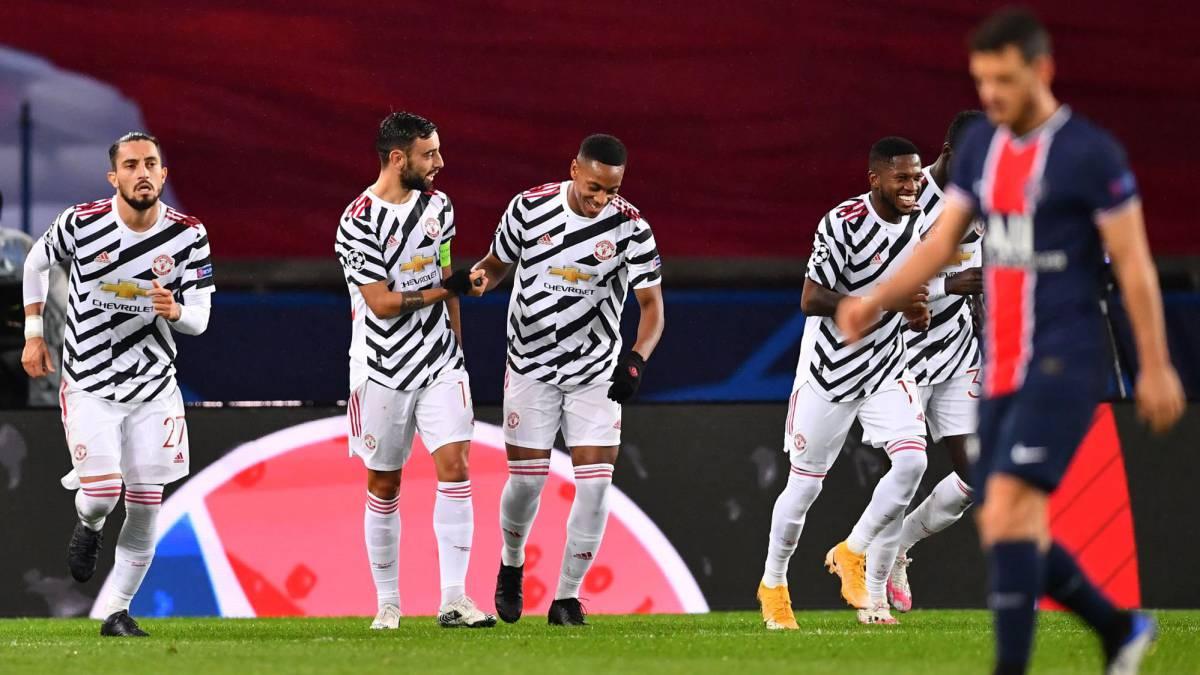 PSG 1 - MANCHESTER UNITED 2 | Resumen y goles del PSG vs ...