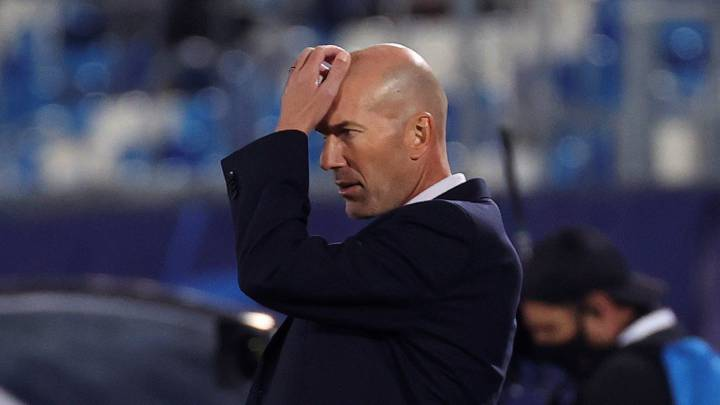 "Zidane: ""I'm responsible, I'm the one who has to find a solution"""