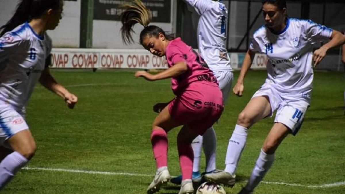 Suspendido el primer partido del Málaga femenino por varios casos de COVID-19 3