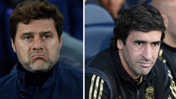 Real Madrid eye Raúl, Pochettino as potential Zidane replacements