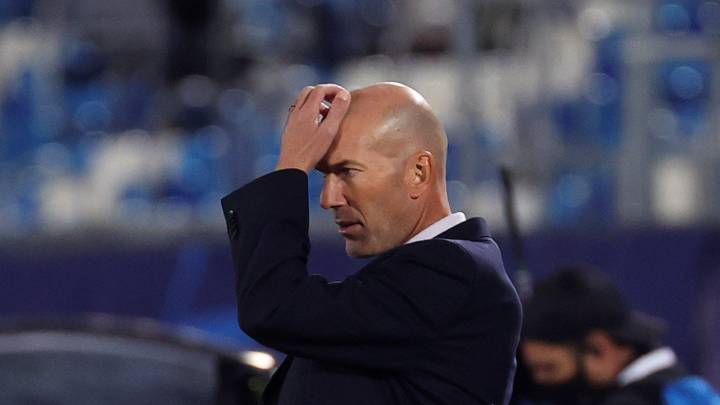 "Zidane: ""Clásico is a good game to redeem ourselves"""