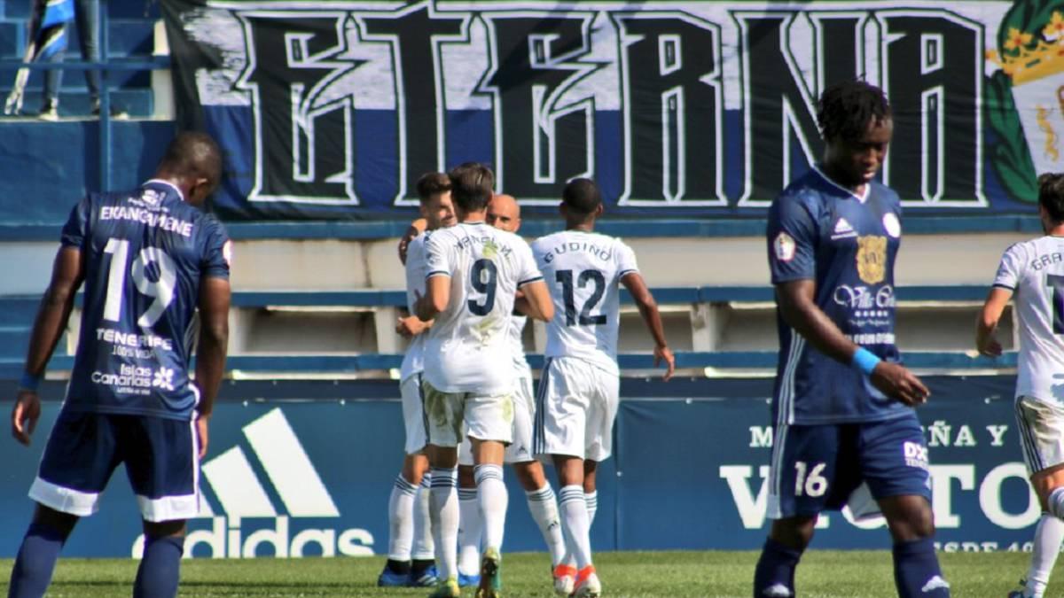 Un golazo de Edu Ramos da alas al Marbella y desploma al Marino 3