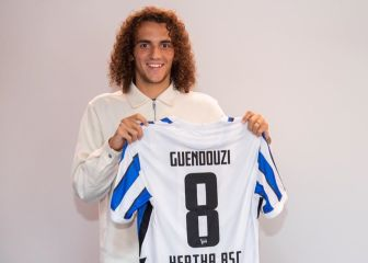 Guendouzi-Arsenal: 'Game over'