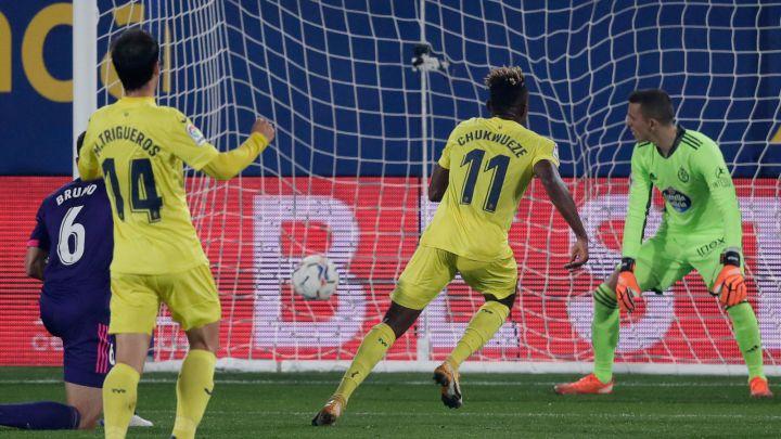 Aprobados y suspensos del Villarreal: Chukwueze y Pau se estrenan como goleadores