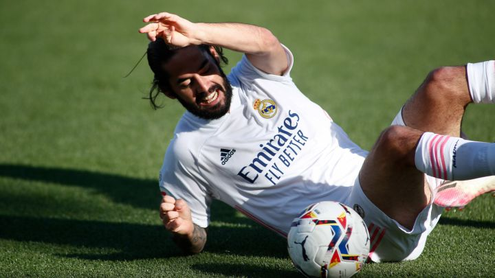 Real Madrid: Isco's darkest hour