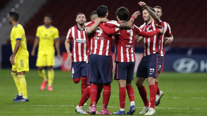 Un Atlético internacional