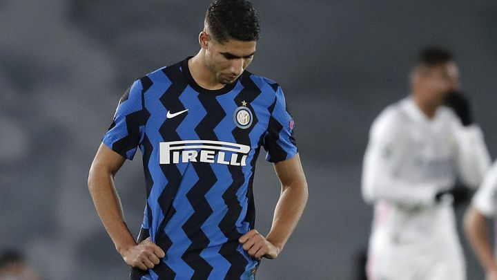 "Achraf early season Inter report: ""room for improvement"""