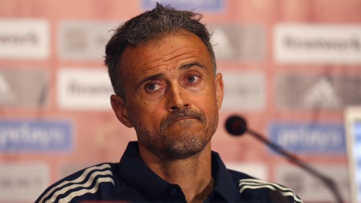 "Luis Enrique: ""Spain's real level will be seen at Euro 2020"""