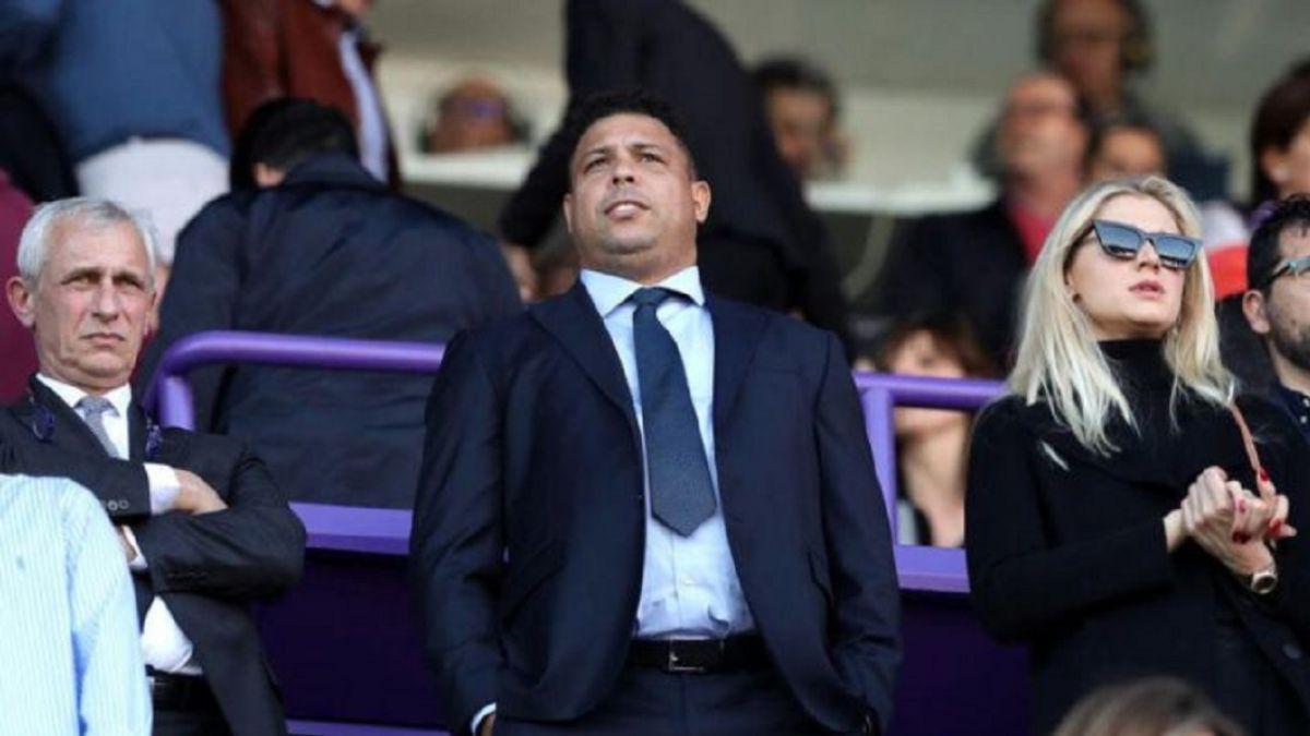 Ronaldo pretende ponerse un sueldo como presidente del Real Valladolid
