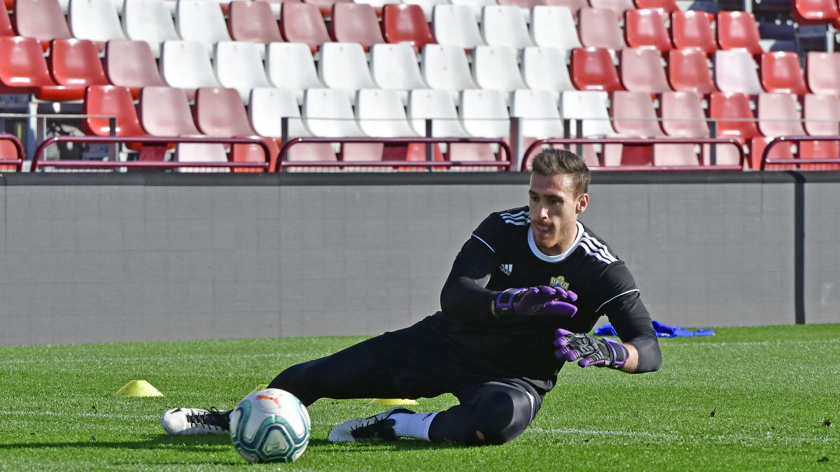 El Mirandés pondrá a prueba al mejor Almería de José Gomes
