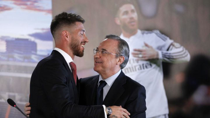 Real Madrid: Florentino and Sergio Ramos to speak about captain's contract renewal on Monday