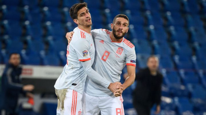 Spain's Nations League finals hopes rest on Germany win
