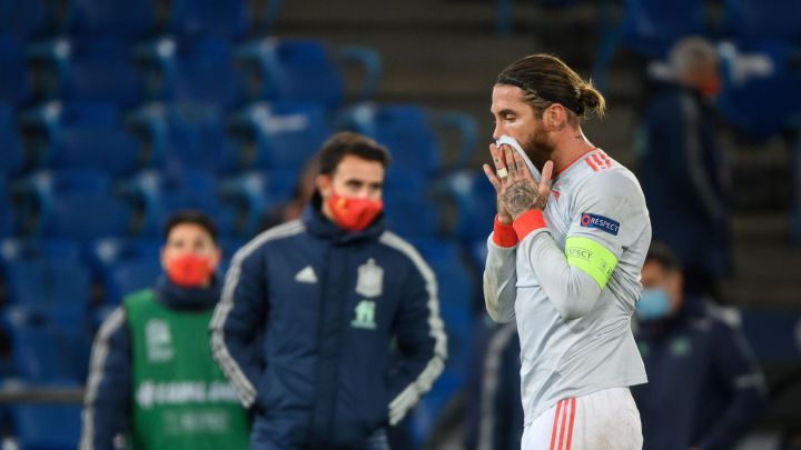 PSG set to make offer for Sergio Ramos
