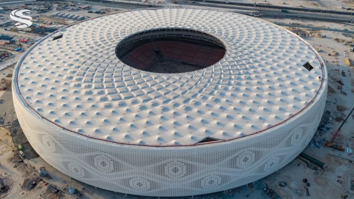 2022 Qatar: Al Thumama World Cup stadium will be completed in 2021 - AS.com