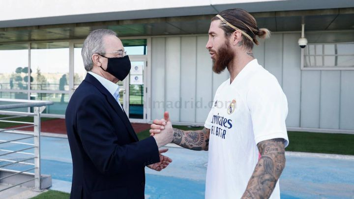 Real Madrid: Sergio Ramos stages press conference U-turn