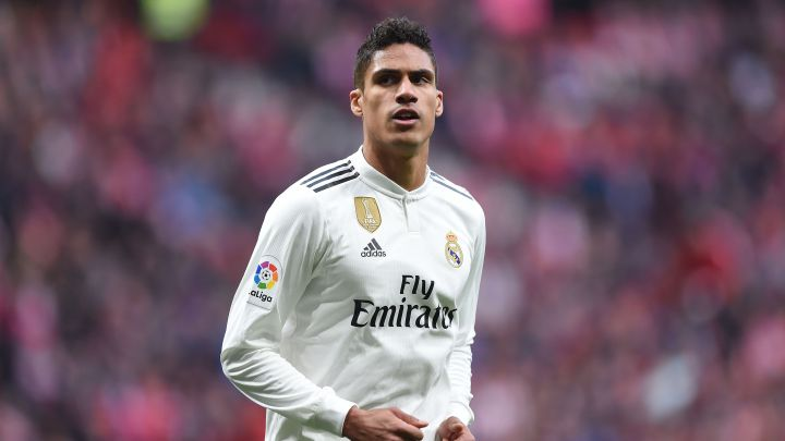 Manchester United plan final offer for Real Madrid's Raphael Varane