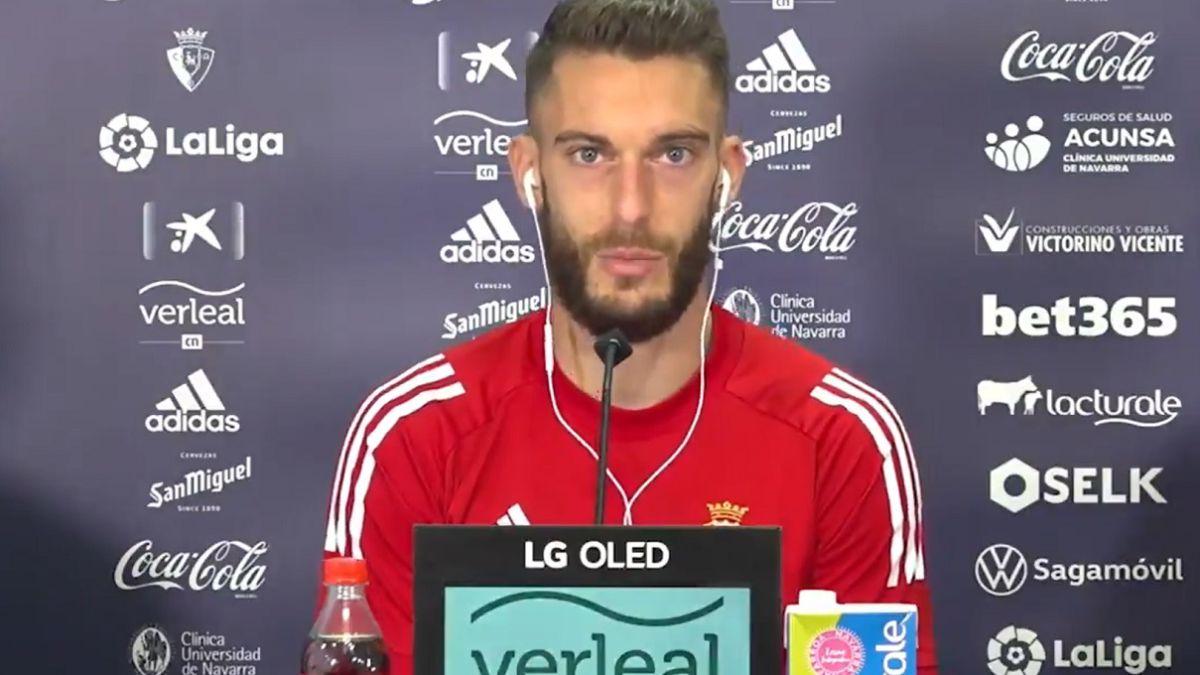 Osasuna Torrres: «Es un momento feliz e importante en mi vida»