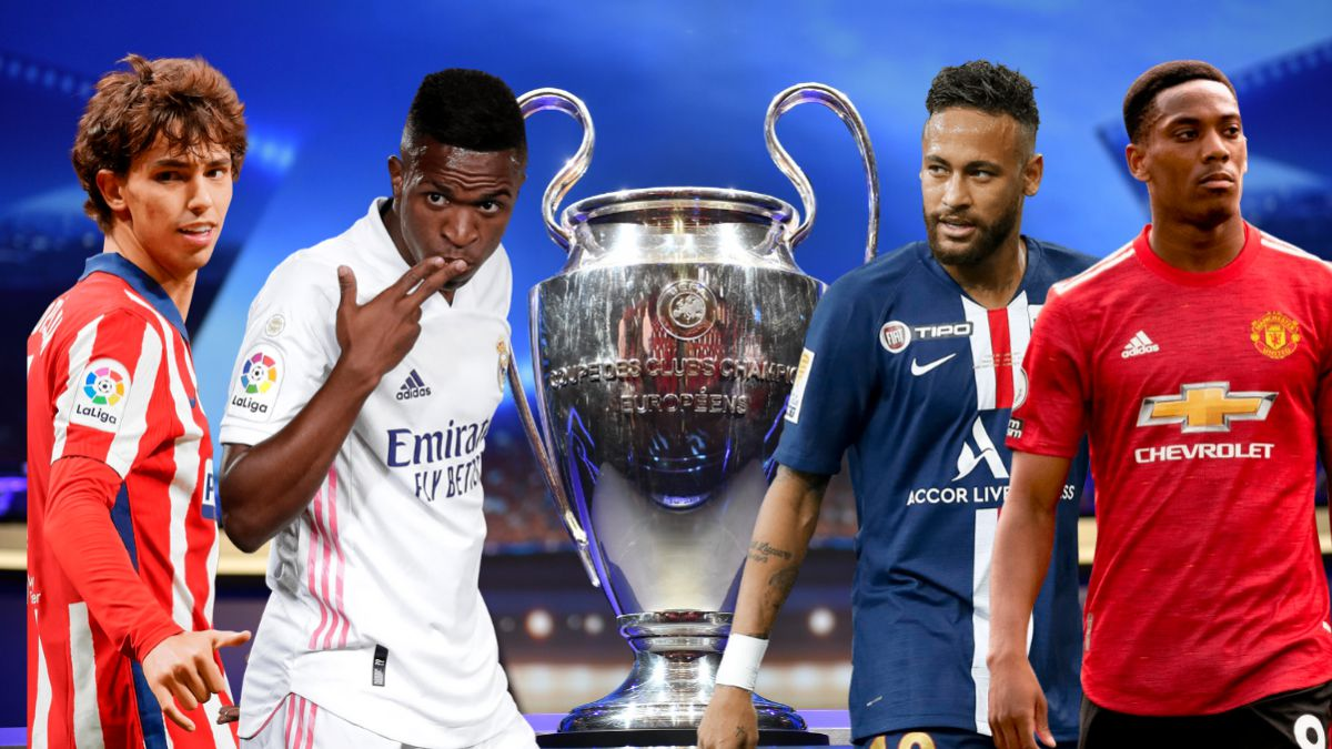 Champions League State Of Play Madrid Barcelona PSG