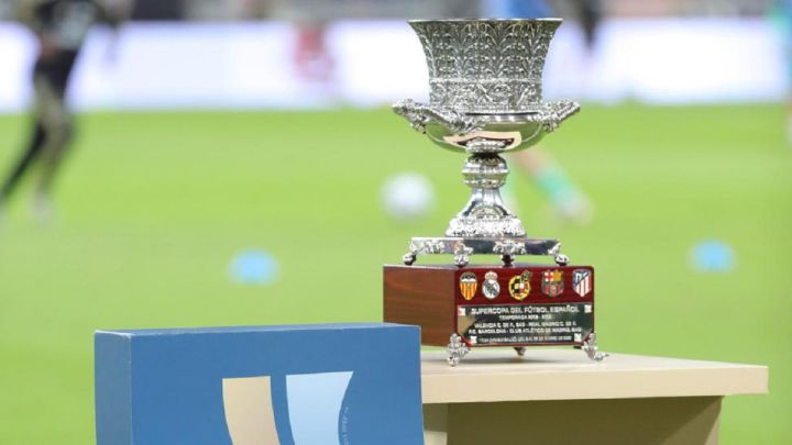 Doubts about Spanish Super Cup taking place in Saudi Arabia