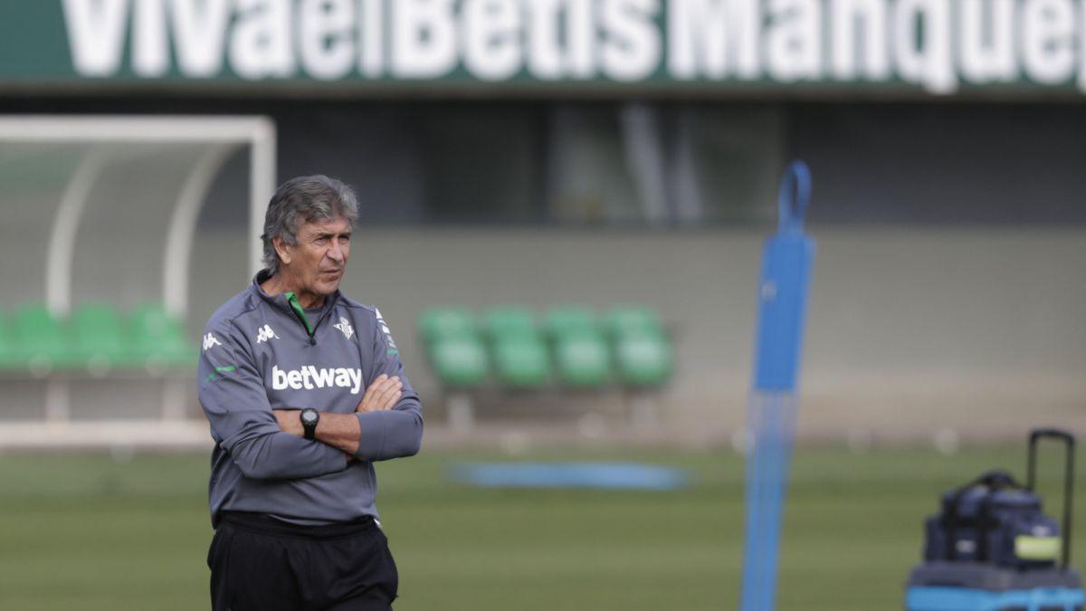 Osasuna-Betis: el Betis repite lista jugada ante el Eibar ante el Osasuna
