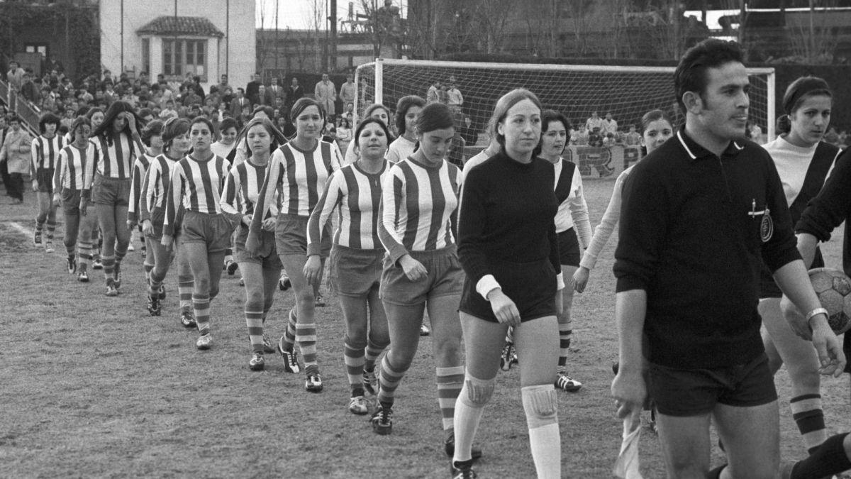 Fútbol femenino: las pioneras del fútbol están de aniversario - AS.com