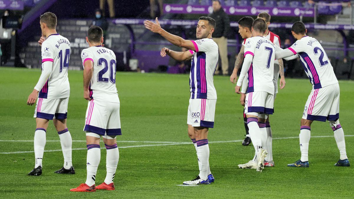 REAL VALLADOLID El Real Valladolid también necesita mejorar en Zorrilla