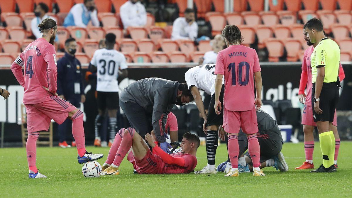 Real Madrid   Un tormento de lesiones - AS.com
