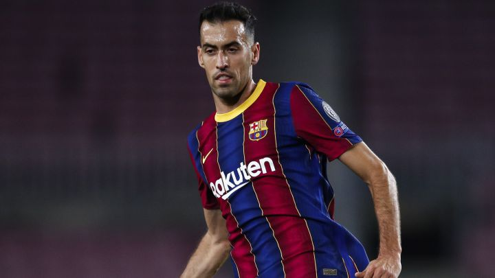 "Busquets: ""I'm proud to overtake 'Puyi', it makes me very happy"""