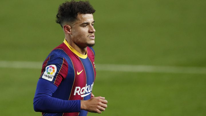 Barcelona want to sell Coutinho in January