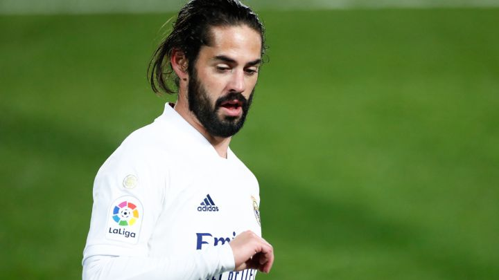 Isco pushing for January Real Madrid exit