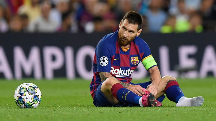 Messi third most-used player in Europe's 'Big Five'