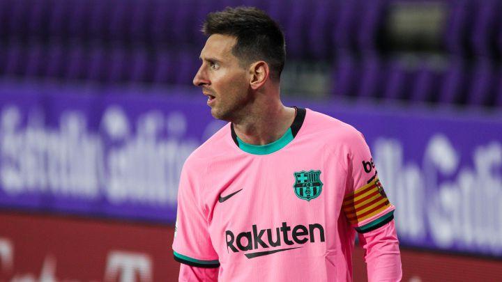 El Eibar se 'libra' de Messi, su 'bestia negra'