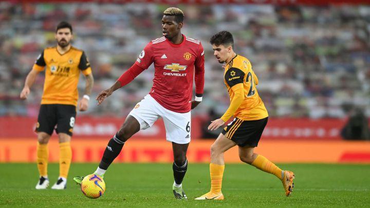 Manchester United - Wolves, en directo: Premier League, en vivo