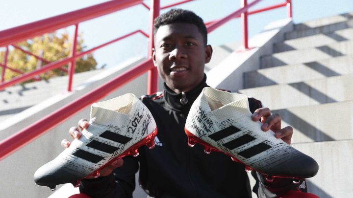 Adidas sponsorship could be key in Alaba moving to Real Madrid