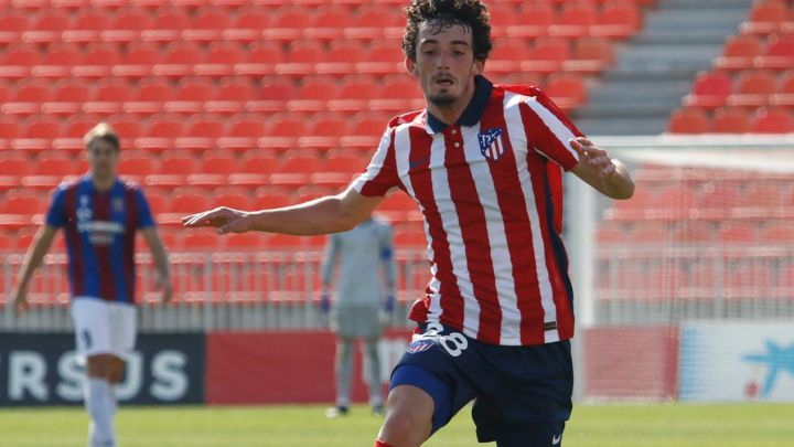 Adrián Corral, youth pearl who chose Atleti over Real Madrid