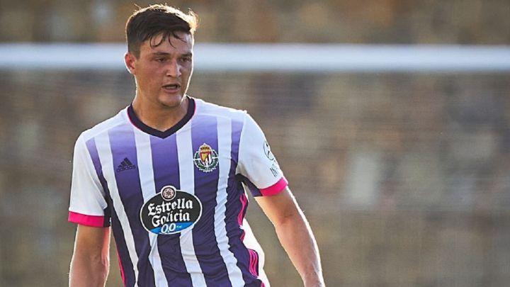 El Covid se ceba con la posición de central en el Real Valladolid