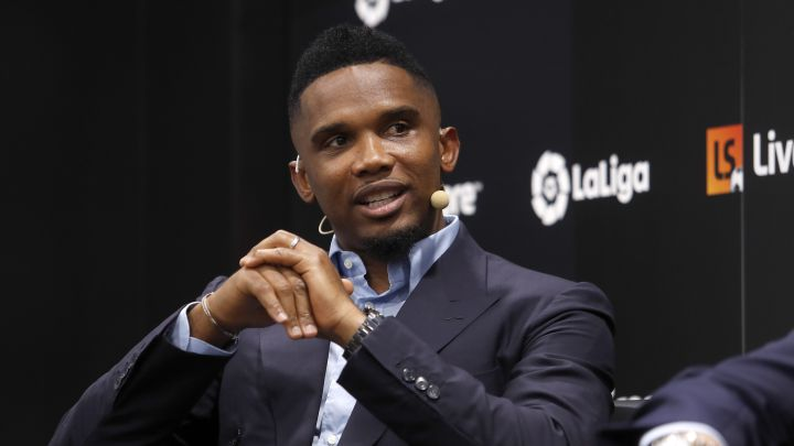 Eto'o names Messi's rightful heir at Barcelona