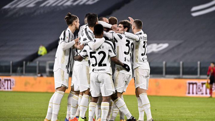 Morata marca en el sufrido triunfo de la Juve