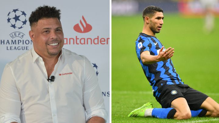 Ronaldo admits that Real Madrid made a big mistake with Achraf