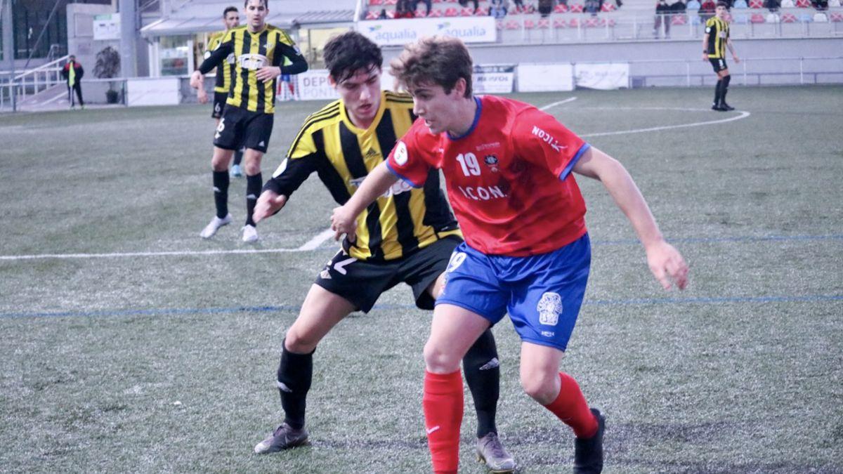Tercera División Grupo 1: resultados, partidos y clasificación de la jornada 13
