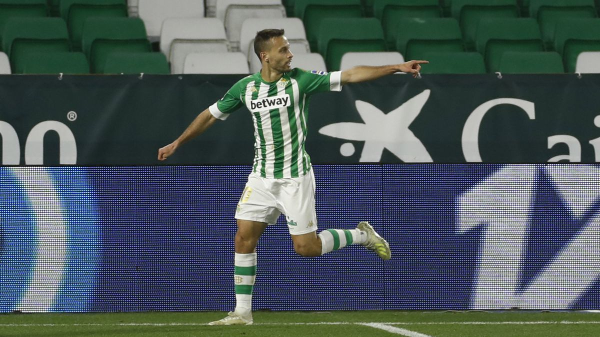 Canales makes Betis dream