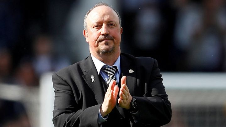Rafa Benítez linked to Celtic job, on his return to Europe