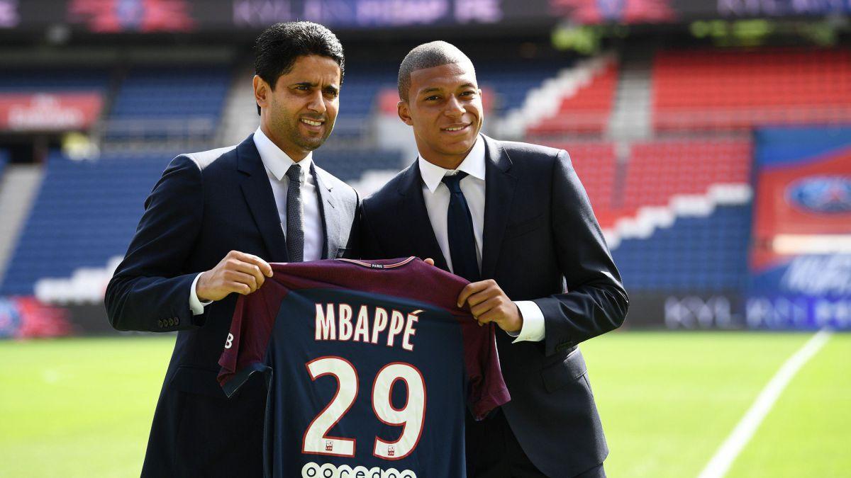 El Real Madrid tuvo hecho a Mbappé... y lo dejó escapar