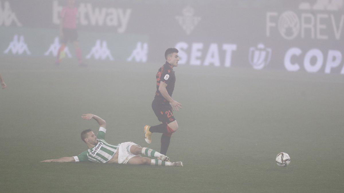 Aprobados y suspensos del Betis: el orgullo de Canales