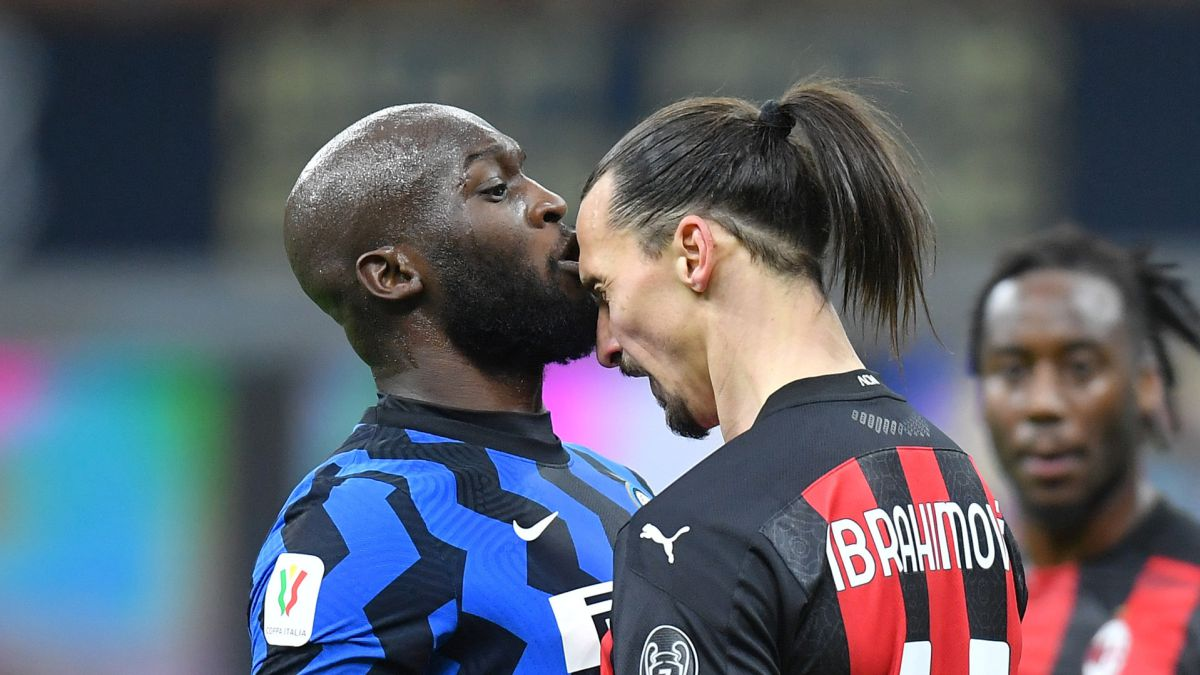 What can happen to Ibra and Lukaku after their fight